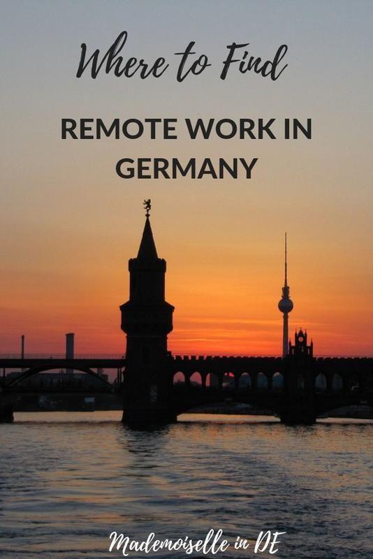 20 Surefire Websites To Find Remote Work In Germany Remote Work Remote Jobs Remote