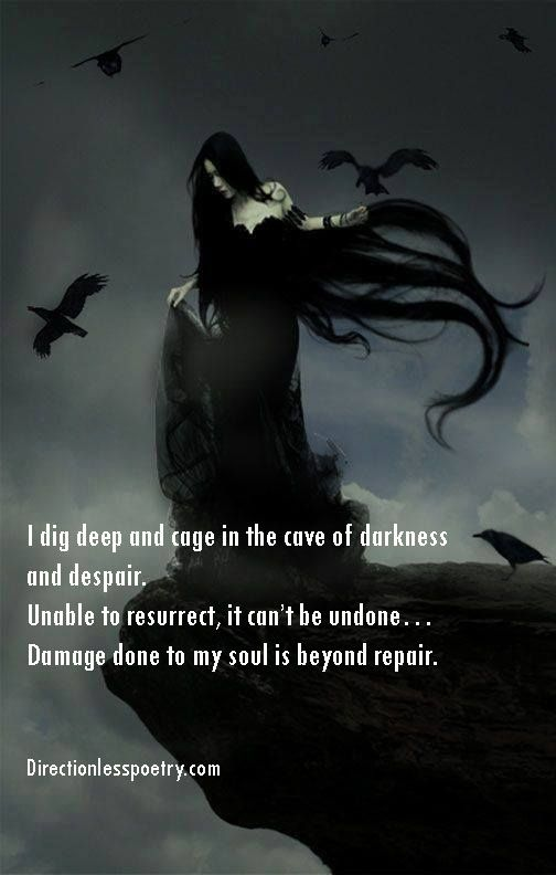 Dark Night and Depression – Is it the Same Thing?
