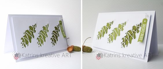 Katrins kreative ART: Skeleton Leaves