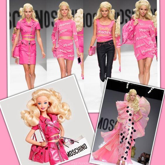 Barbie style - new post on the blog www.thefashionreflexions.com