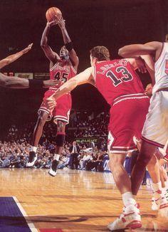 Jordan 45 Vs Knicks