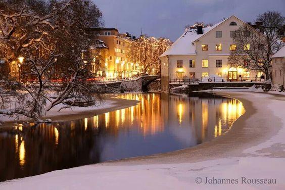 Uppsala, Sweden. | Beautiful Sweden | Pinterest | Sweden ...