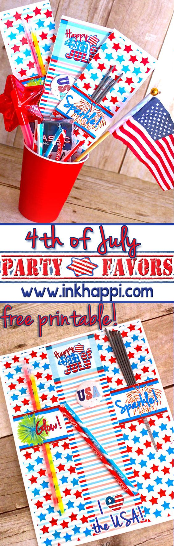 cheap easy 4th july decorations