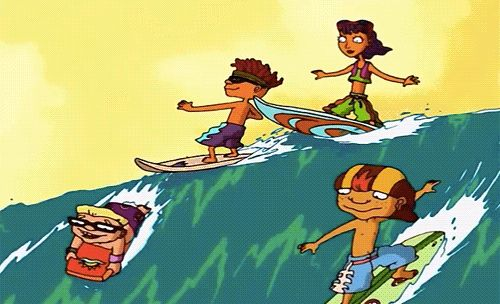 With all the insane tricks they did, how did the Rocket Power gang manage to avoid breaking every single bone in their body? | 35 Pressing Questions '90s Kids Still Have For Nickelodeon