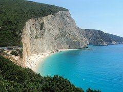 Beach, Sea, Sun, Greece, Island, Holiday