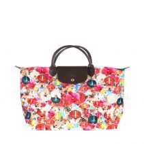 Fun Longchamp x Mary Katrantzou tote