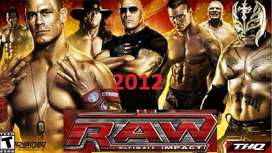 wwe raw ultimate impact 2017 pc game free download