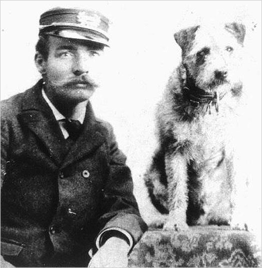 On Saturday, September 15th 2012 the Danbury Railways Museum honored Owney, the dog who became the mascot of the United States Postal Service in the late 19th century. Back then mail was primarily carried across the nation by rail.