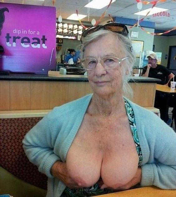 Mature horny grannies