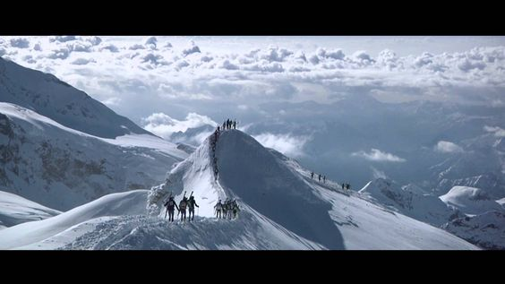 Ed. 2014 - Mezzalama, maratona di ghiaccio, di Angelo Poli, Italia, 2013  #montagna #mountain #film #documentary