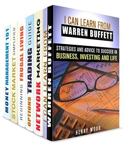 Personal Finance Box Set (6 in 1): Learn From Warren Buffett, Network Marketing, Stock Marketing, Money Management (Online Business & Financial Freedom) (English Edition)