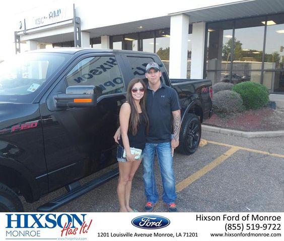 #HappyBirthday to Sulema Ramirez from Scott Turner at Hixson Ford of Monroe!