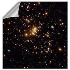Space By Nasa, Esa, M.j. Jee And H Wall Art Wall Decal