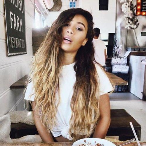 hair, mylifeaseva, and fashion image