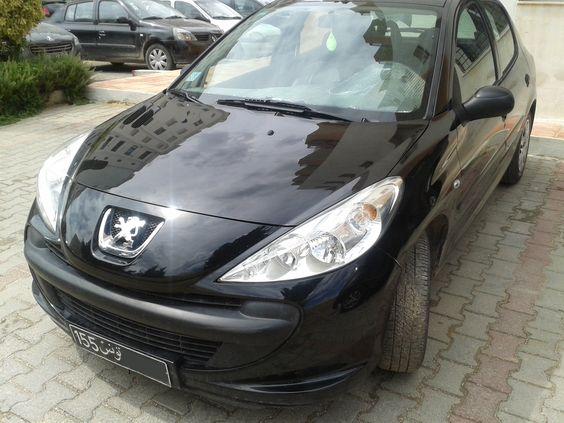 Annonce De Vente De Voiture Occasion En Tunisie Peugeot 206 Sfax Sports Car Car Vehicles