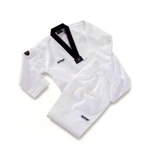 TAEKWONDO UNIFORM STAR dobok Korea DAN TAE KWON DO TKD uniforms  Korean Sports…