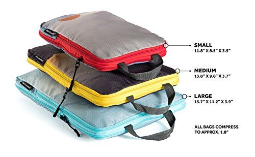 Best Packing Cubes Set Travel Luggage Organizers Suitcase Travel Accessories