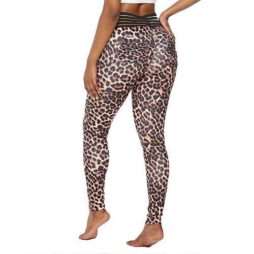 Femmes Slim leggins extensible Fitness Imprimé Pantalon Collants Nouveau
