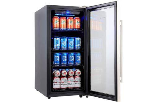10 Best Beer And Wine Beverage Refrigerators Beverage Fridge Reviews In 2020 Beverage Refrigerator Beverage Fridge Fridge Reviews
