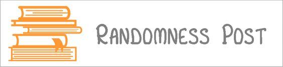 Orange Owls  Books: Randomness Post [4]