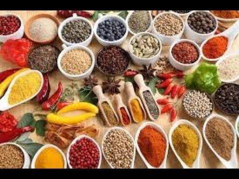 أسماء البهارات باللغة الإنجليزية Spices In English And Arabic The Bit Healthy Herbs Fodmap Low Fodmap
