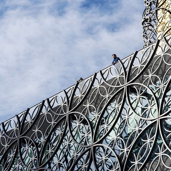 Quick!!  Our competition ends today!!  Tag your images with #SMC_Lines_Challenge & @See My to win prizes from @olloclip, @Casetagram & @inkifi_instagram!  Full rules on our blog.   Birmingham Library.  Pic by @the_hat_