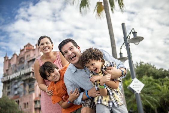 Bringing a child with autism to walt disney world