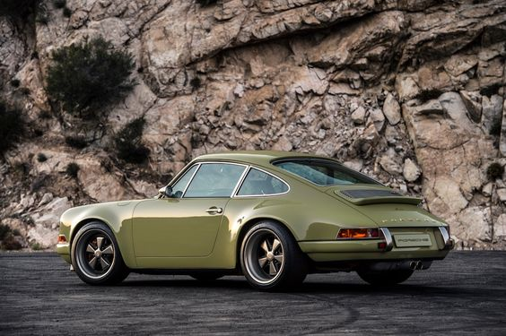 1990 Porsche 911 Coupe by Singer