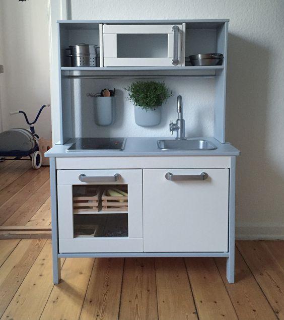 Ikea Hack DIY Ikea Duktig Facelift Craft Ideas Pinterest - küchen ikea gebraucht