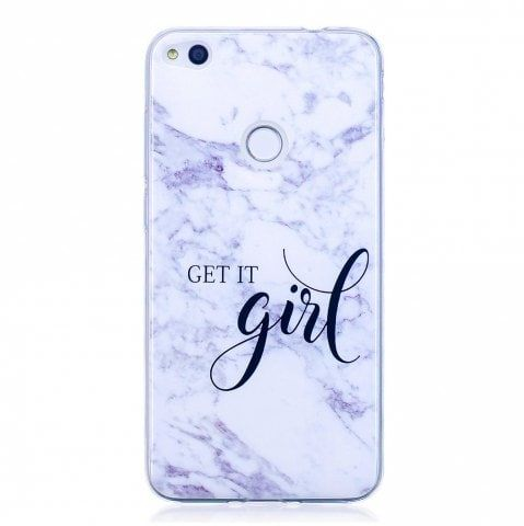 Marbling Phone Case For Huawei P9 Lite 2017 Case Trend Fashion ...