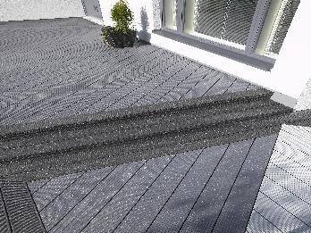 WPC Terrassendielen sind langlebig, stabil und pflegeleicht. Jetzt WPC Dielen und WPC Bretter online
