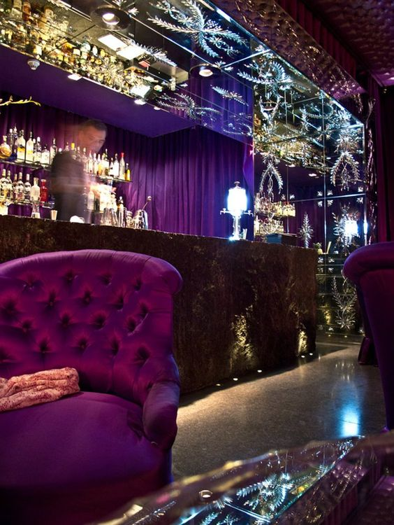 Tramshed Shoreditch: London, The O'jays And Purple On Pinterest