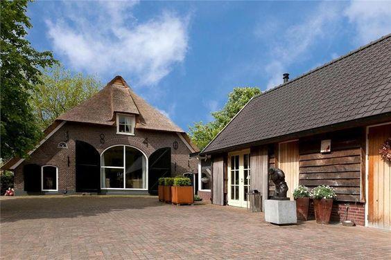 Huis te koop kolkweg 2 7213 ll gorssel foto 39 s funda for Boerderij met stallen te koop