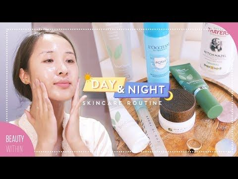 Beauty Within Youtube Dry Oily Skin Night Skin Care Routine Dry Skin Types