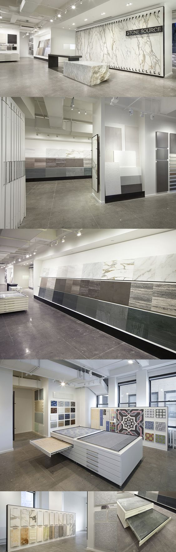 Stone Source New York Showroom
