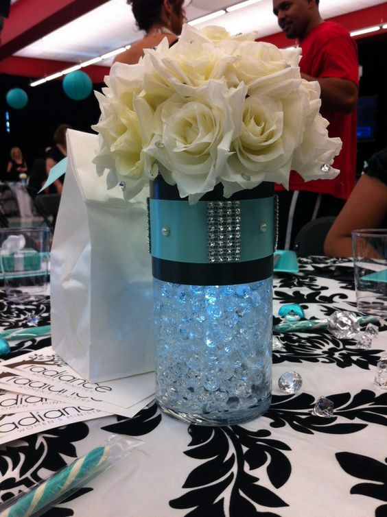 Breakfast At Tiffany S Room Theme The Pretty Factor A