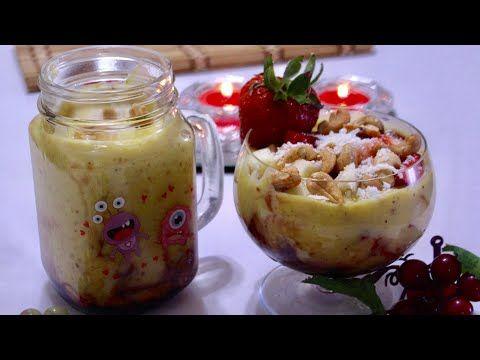 العرائسي اليمني عصير المانجو مشروبات رمضان Youtube Food Desserts Pudding