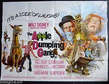 The Apple Dumpling Gang Disney Movie Poster, Half Sheet