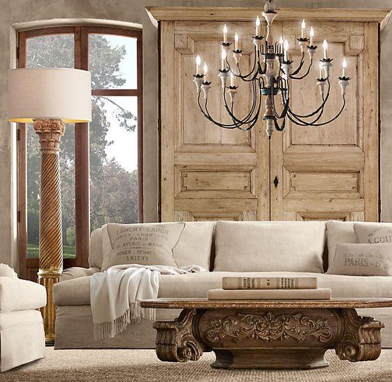 Hand Carved Corinthian Column Floor Lamp | Classic | Restoration Hardware |  AZ IDEAS | Pinterest | Corinthian, Floor Lamps And Columns