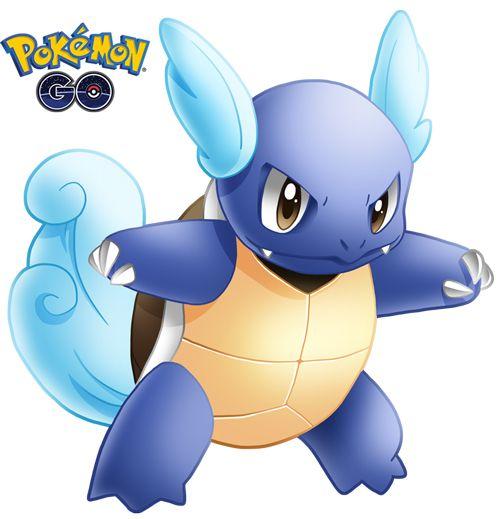 Wartortle 1 de Pokémon Go