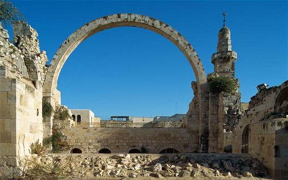 Old City of Jerusalem and its Walls, Israel