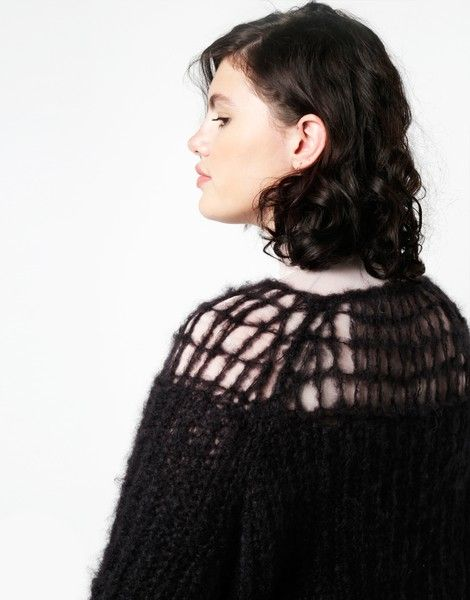 Unapologetic Sweater | Knit it woolandthegang.com