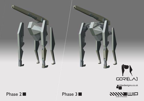 Further development on concept design practice. Phase 3: established structural detail.
