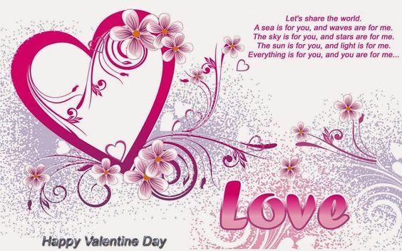 Valentines Day Scraps For Husband   Happy Valentines Day ...