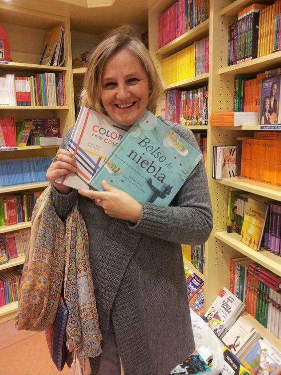 Librería El Búho Lector y Montse Diaz Vaquero proponen un recuerdo y una novedad.