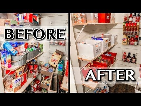 Clean With Me Youtube Small Pantry Small Pantry Organization Favorite Cleaning Products