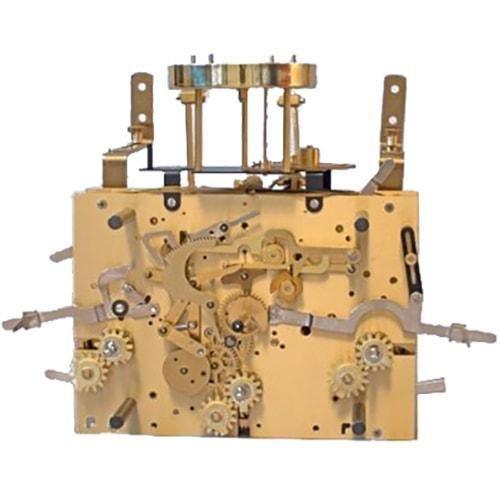 Kieninger Clock Movement Ksu 67 With 8 4 W Carousel Clock Movements Clock Grandfather Clock