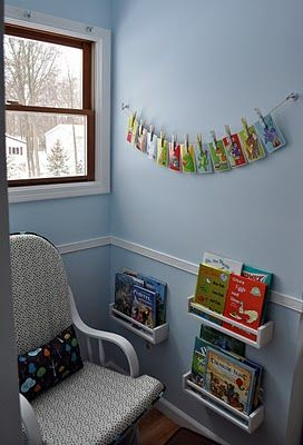 Compassionate Comfort: The Reading Nook Improves: