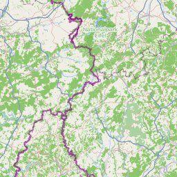 Eifel | GPS Wanderatlas