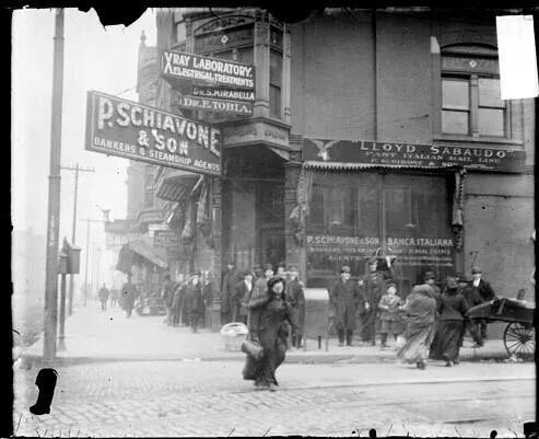 1910 Chicago Halsted